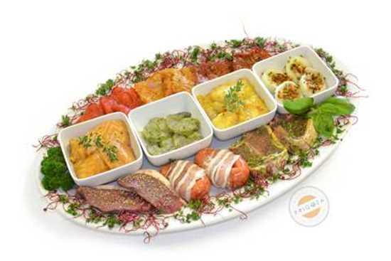 Afbeelding van Teppanyaki zonder groentjes (vanaf 4 personen)