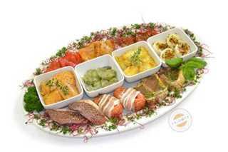 Afbeelding van Teppanyaki met groentjes (vanaf 4 personen)